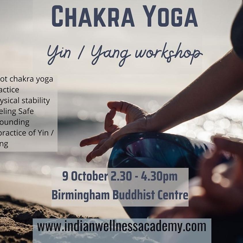 Chakra yoga (Yin/Yang practice) Root