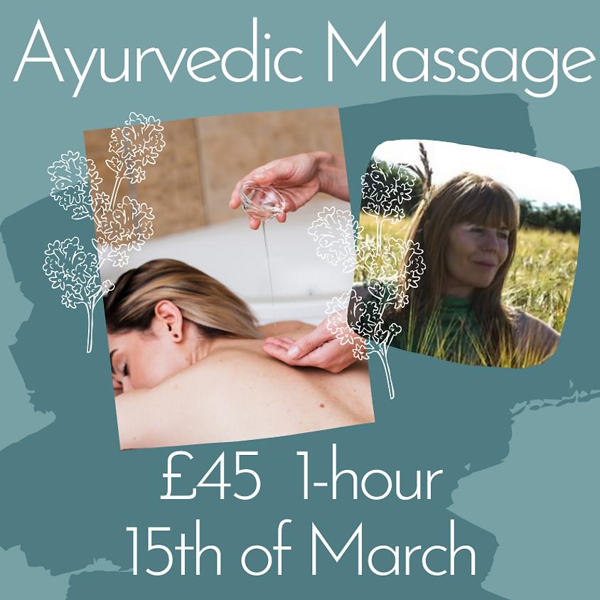 Ayurvedic Massage with Amanda
