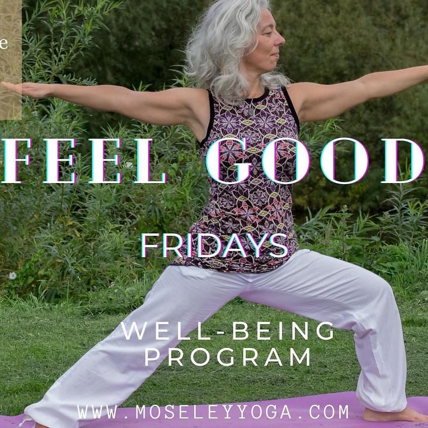 Feel Good Fridays Well-being Program