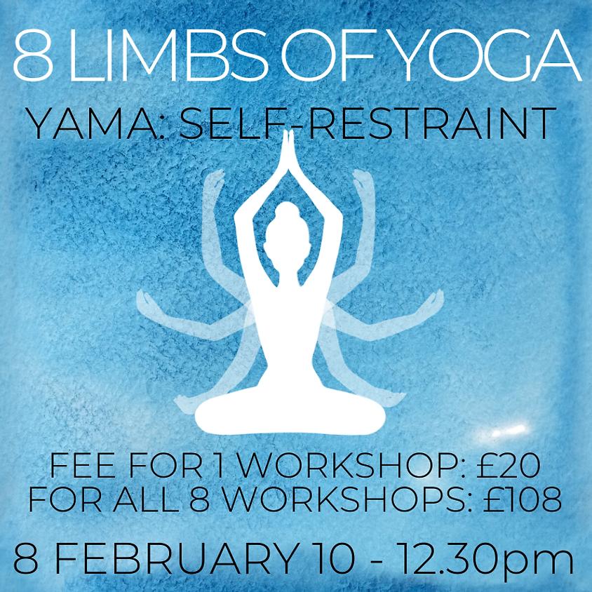 Eight Limbs of Yoga - YAMA