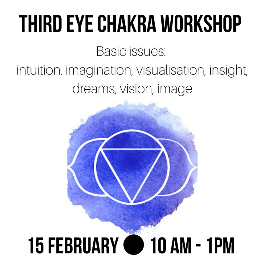Third Eye Chakra Yoga Workshop