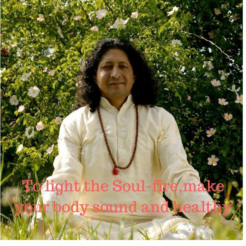 Bliss Moon Meditation with Sri Vijay Anand