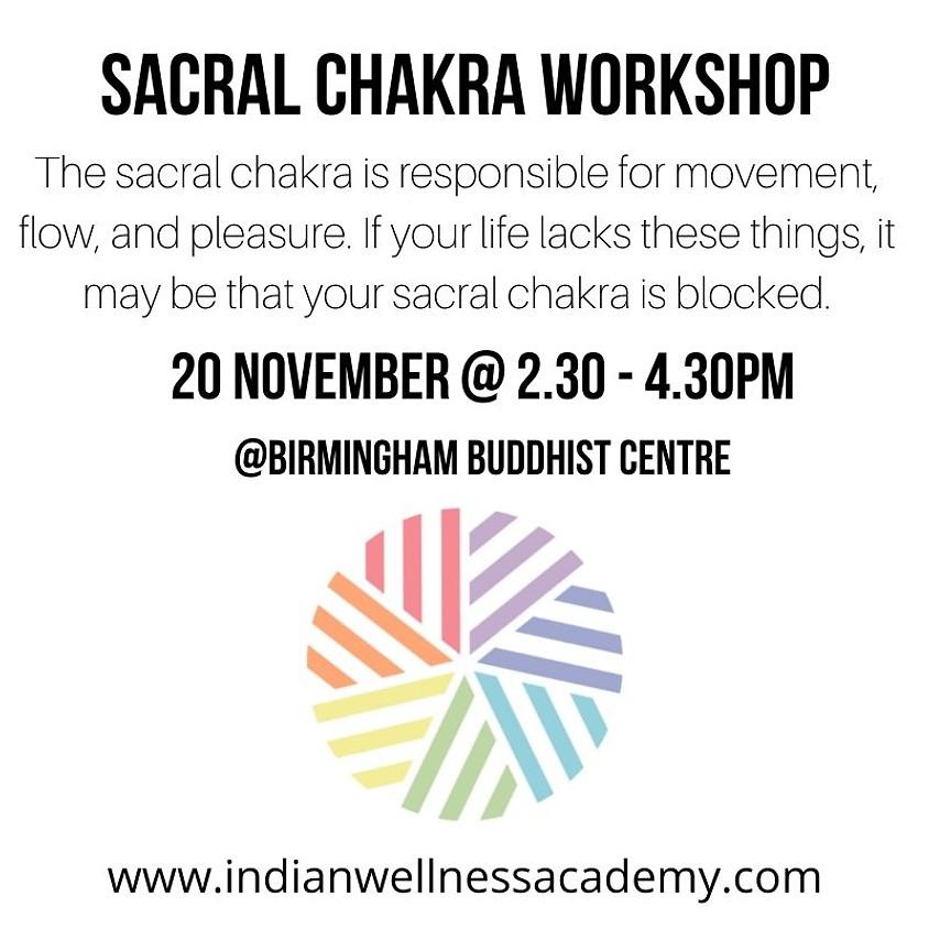 Chakra Yoga (Sacral), Yin @ Yang Yoga