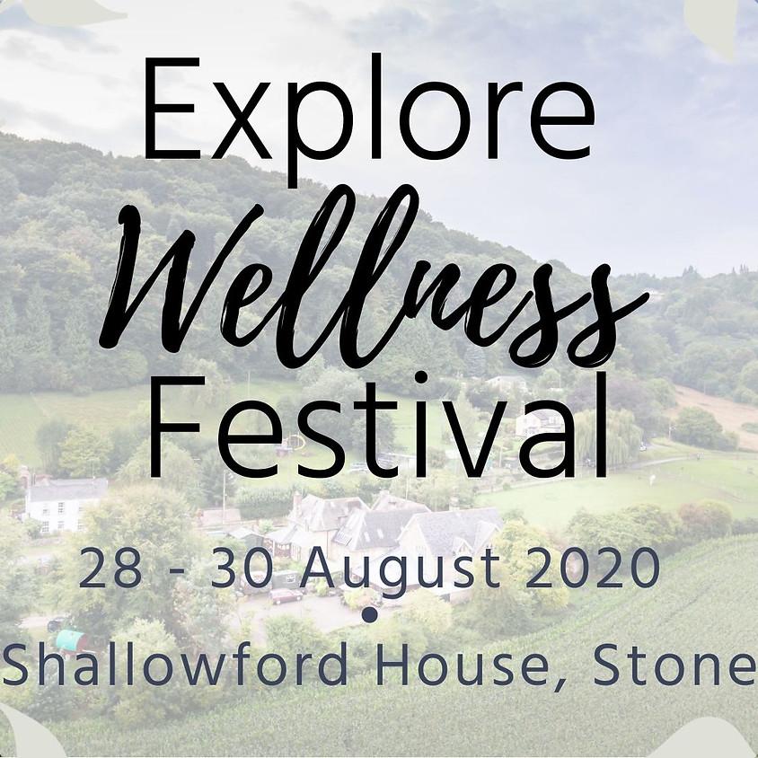 Explore Wellness Festival (4th)