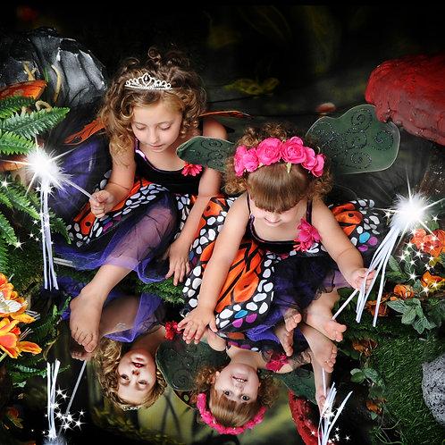 Enchanted Fairy & Elf Experience Portrait Voucher