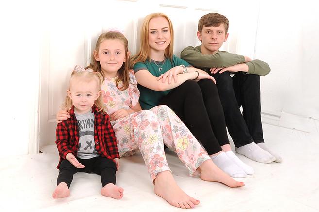 The Morgans Family