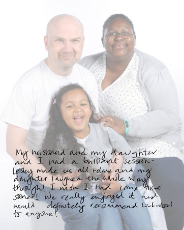 Hickson-Hughes Family