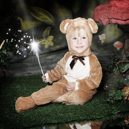 Enchanted Teddy Experience Gift Voucher