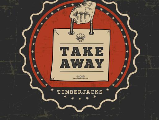 Timberjacks Take Away!