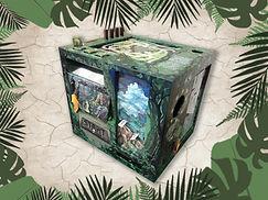 Escape Game - Jungle - Jumanji - Freeing