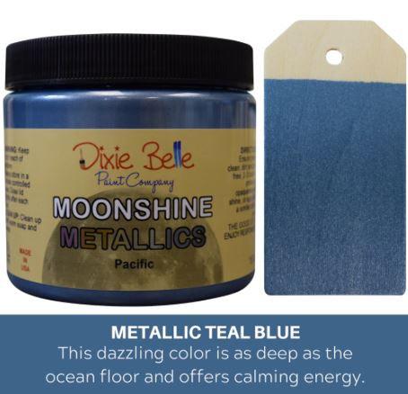 Moonshine Metallic - Pacific 16 oz (473ml)