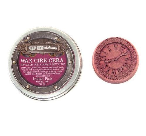 Indian Pink - Finnabair Metallique Wax (Art Alchemy)