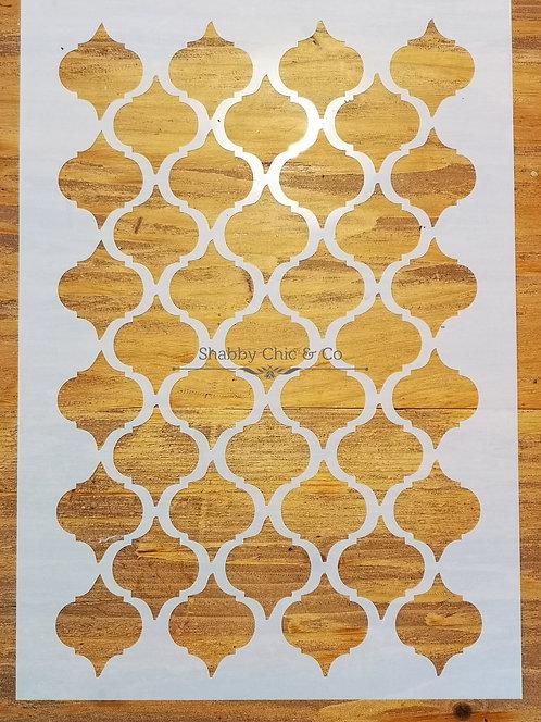 Stencil Template - STL02