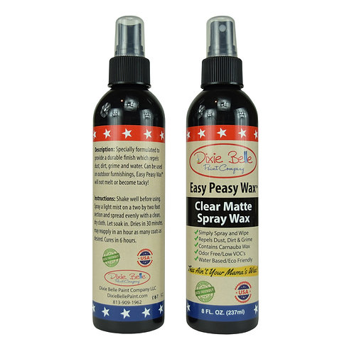 Easy Peasy Spray Wax  - Dixie Belle