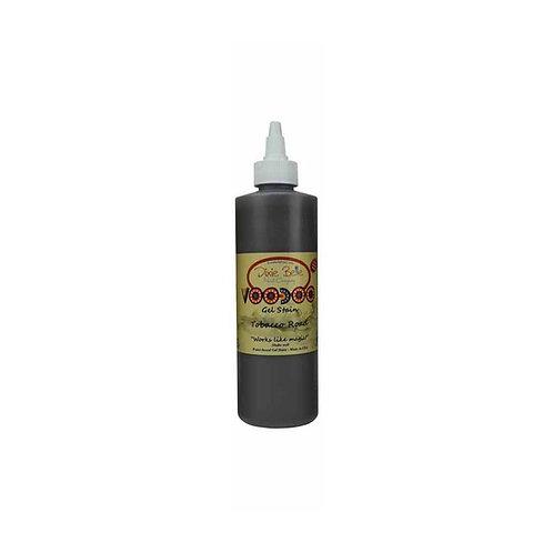 VooDoo  Gel Stain - Tobacco Road (Warm Brown) 8 oz (236ml)