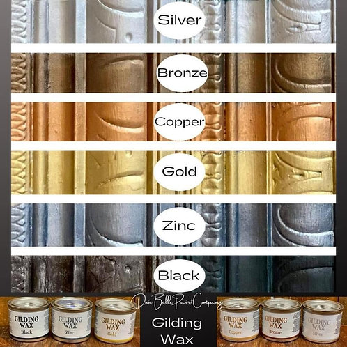 Gilding Wax - 1.3oz (40ml) by Dixie Belle Paint