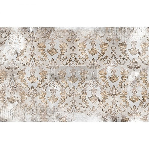 WASHED DAMASK - Redesign Decoupage Tissue Pape