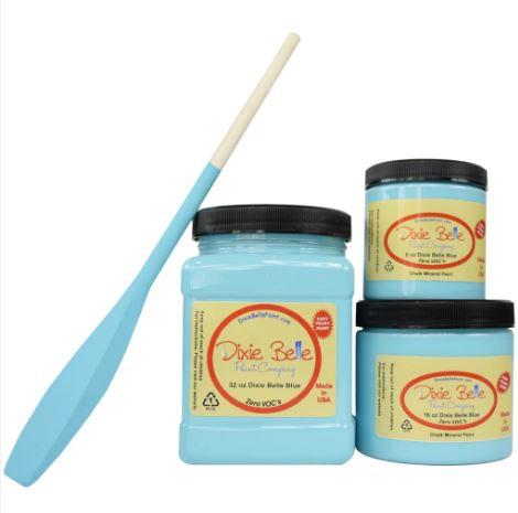 Dixie Belle Blue - Dixie Belle Chalk Mineral Paint