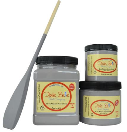 Mason Dixon Gray - Dixie Belle Chalk Mineral Paint