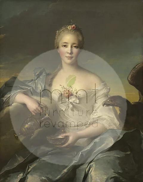 Madam Le Fevre - MINT Decoupage Paper