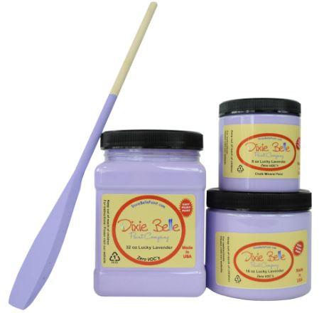 Lucky Lavender - Dixie Belle Chalk Mineral Paint