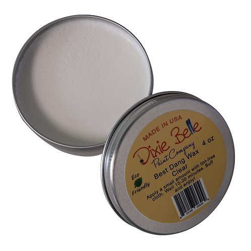 Clear Best Dang Wax - Dixie Belle