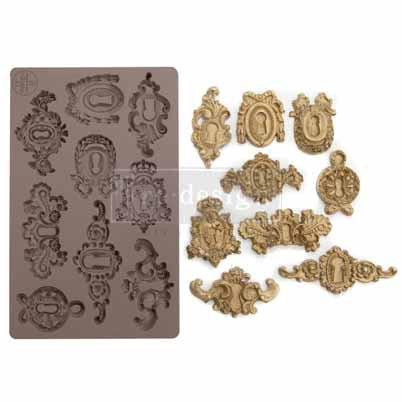 Grandeur Keyholes - Redesign Mould