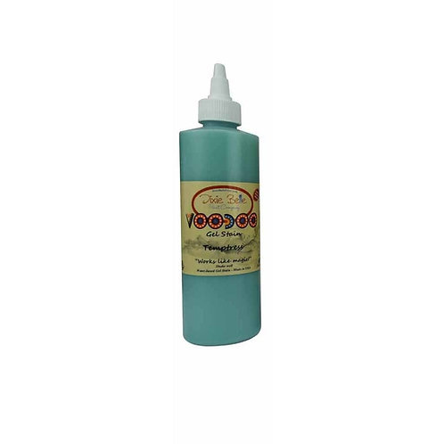 Voodoo Gel Stain - Temptress (Teal) 8 oz (236ml)