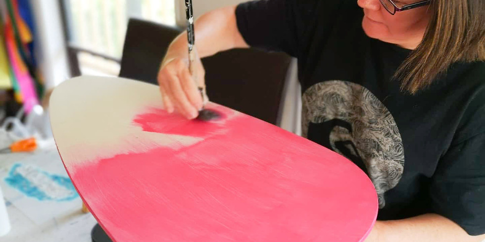 Satureday - BYO Little Furniture Painting Workshop