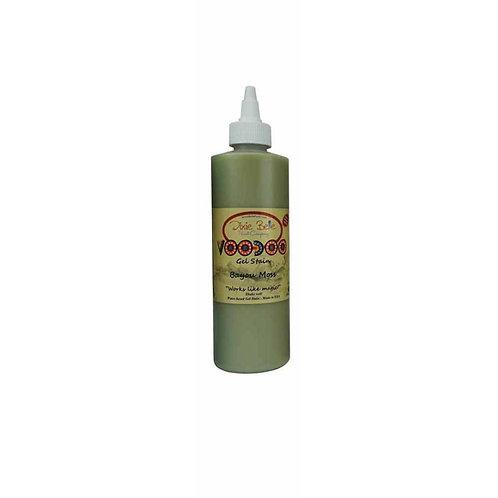 Voodoo Gel Stain - Bayou Moss (Earth Green) 8 oz (236ml)
