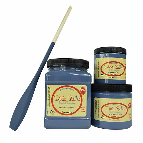 DIXIE BELLE CHALK MINERAL PAINT Yankee Blue AVAILABLE FROM BRISBANE AUSTRALIA