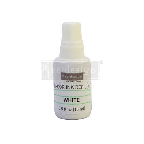 REDESIGN DECOR INK REFILL – WHITE