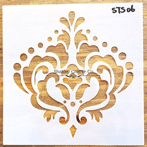 Stencil Template - STS06