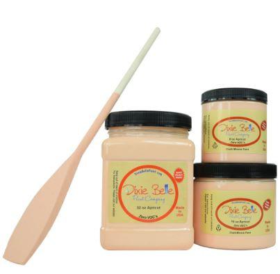 Apricot - Dixie Belle Chalk Mineral Paint