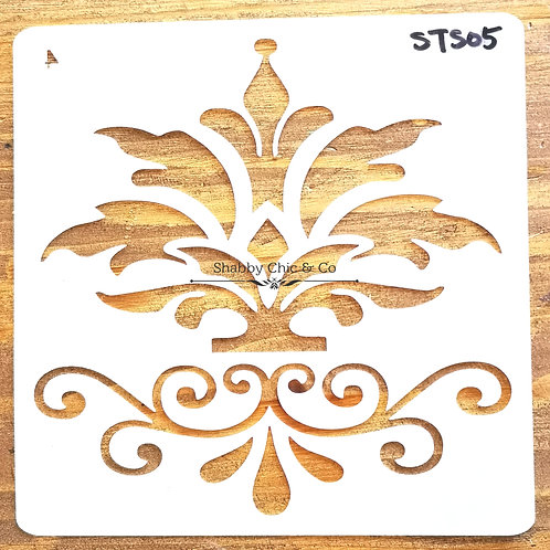 Stencil Template - STS05