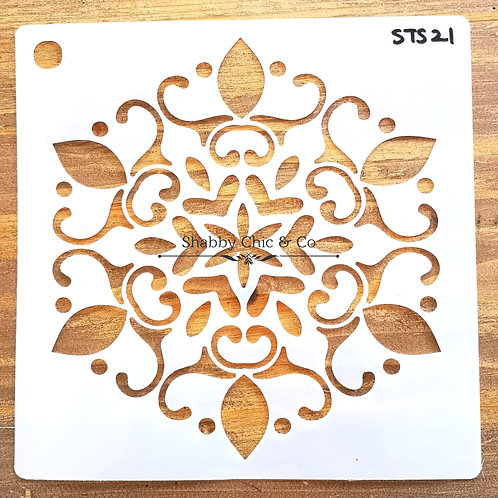 Stencil Template - STS21