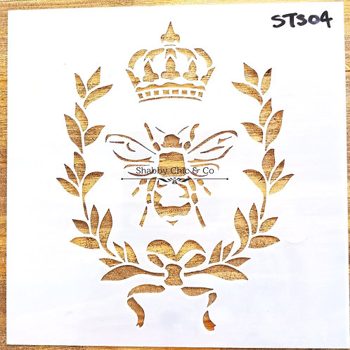 Stencil Template - STS04