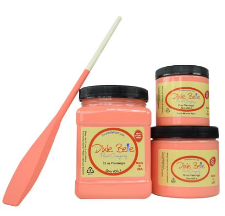 Flamingo - Dixie Belle Chalk Mineral Paint