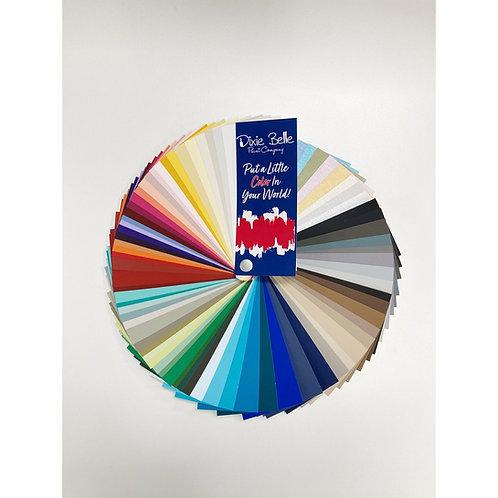 Dixie Belle Paint Chalk Mineral Paint Fan Deck available in Brisbane Australia