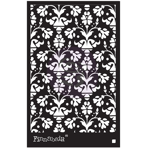 VINTAGE WALLPAPER   - Redesign (Finnabair) Decor Stencils