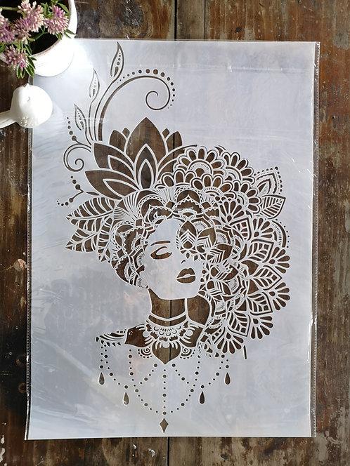Stencil Template - STXL37