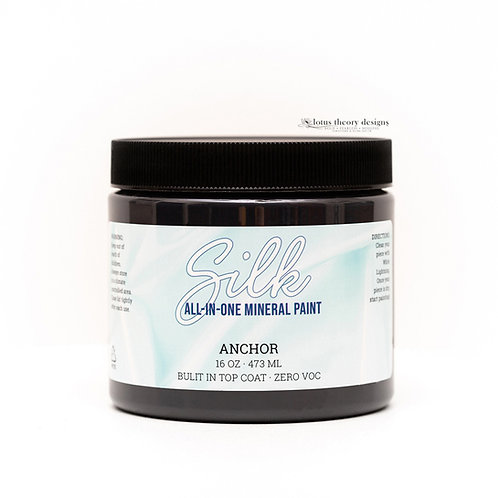 Anchor Silk All In One Mineral Paint  by Dixie Belle Paint Company