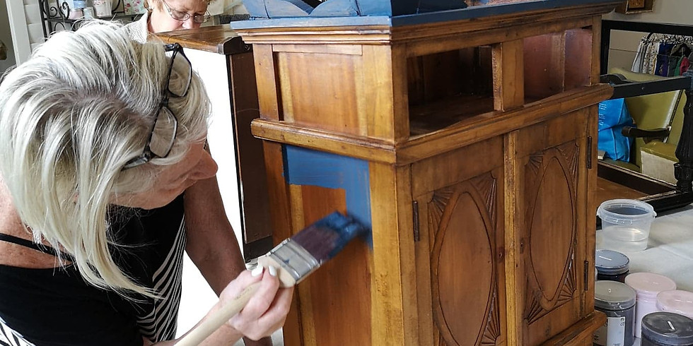 Tuesday - BYO Furniture Paint Workshop