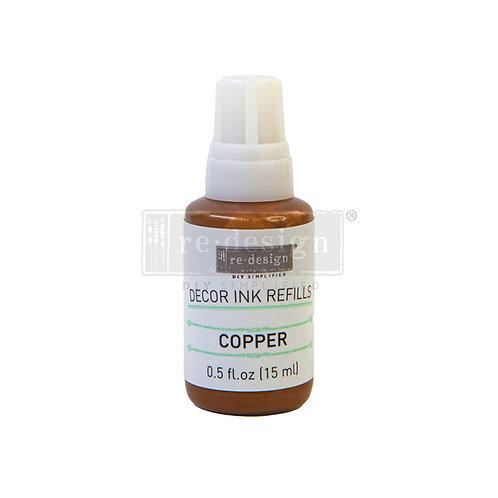 REDESIGN DECOR INK REFILL – COPPER