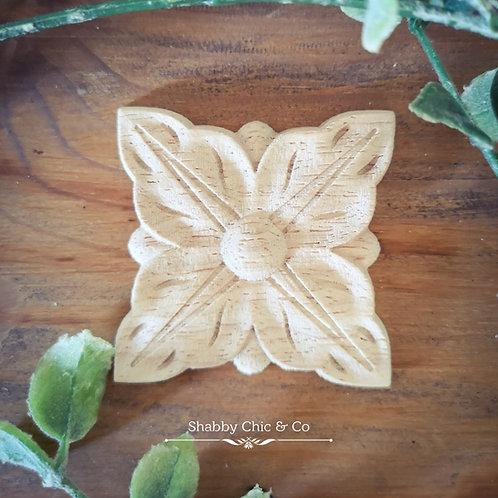 Wooden Furniture Applique - 5 x 5 cm