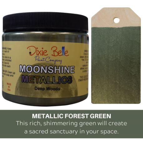 Moonshine Metallic - Deep Woods 16 oz (473ml)