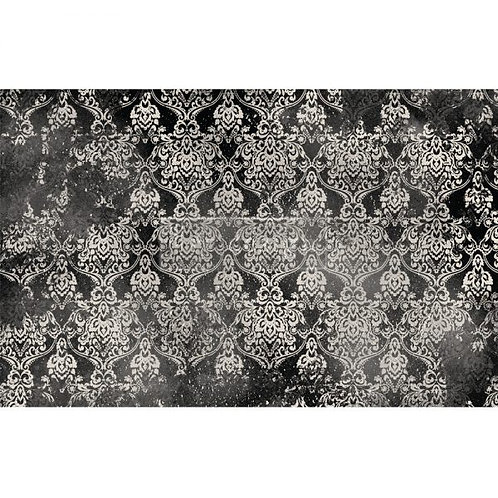 DARK DAMASK - Redesign Decoupage Tissue Pape