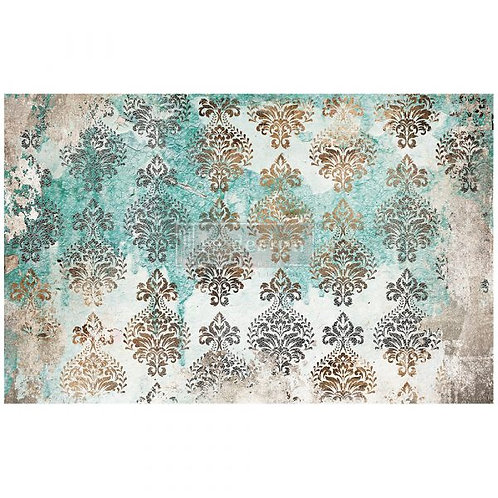 REDESIGN DECOUPAGE DÉCOR TISSUE PAPERR PATINA FLOURISH is available in Brisbane Australia