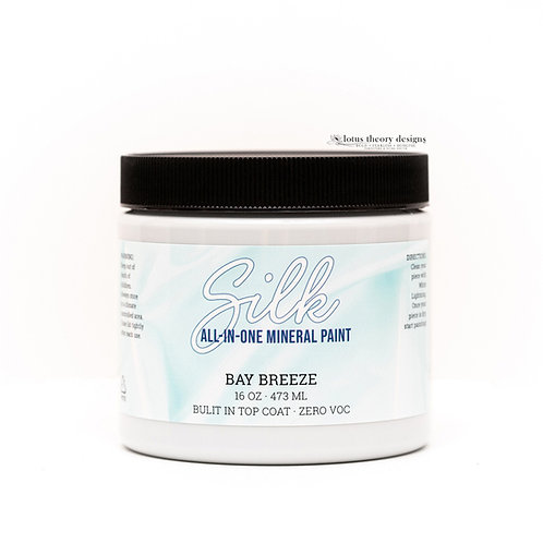 Bay Breeze Silk All In One Mineral Paint  by Dixie Belle Paint Company