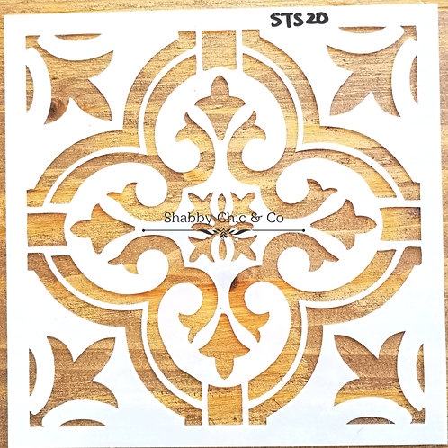 Stencil Template - STS20